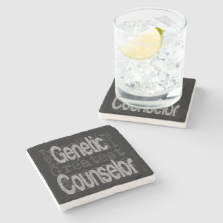 Genetic Counselor Extraordinaire Stone Coaster