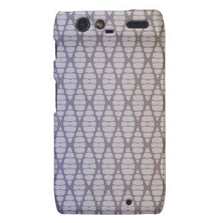 Genetic Purple Sand Motorola Droid RAZR Cases