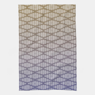 Genetic Purple Sand Tea Towel