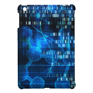 Genetic Science Research as a Medical Abstract Art iPad Mini Cover
