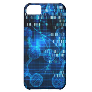 Genetic Science Research as a Medical Abstract Art iPhone 5C Case