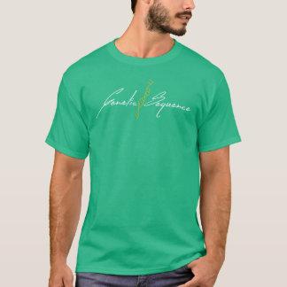 Genetic Sequence -  Logo Mint T-Shirt