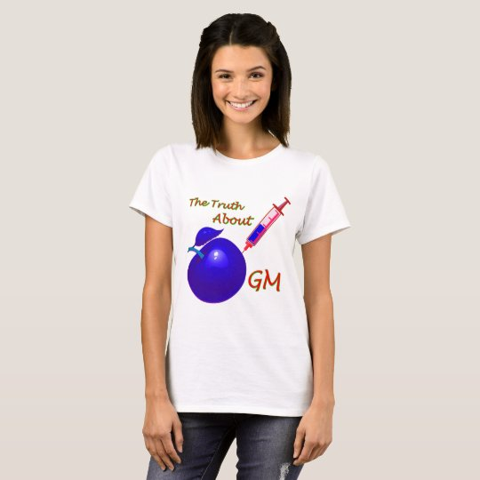 Genetically modified Apple T-Shirt
