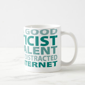 Geneticist 3% Talent Coffee Mug
