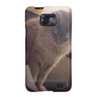 Genetics Cat Samsung Galaxy SII Case
