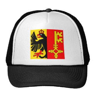 Geneva Flag Mesh Hats