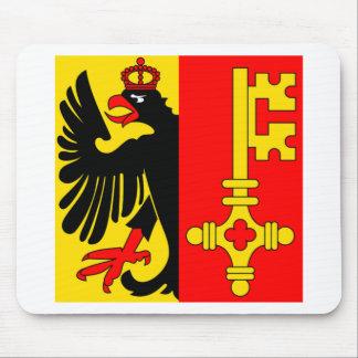 Geneva Flag Mouse Mats