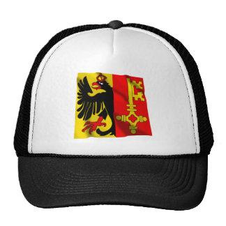 Geneva Waving Flag Trucker Hat