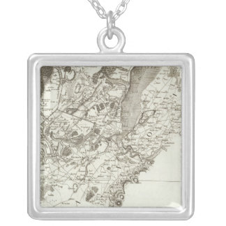 Geneve, Gex Silver Plated Necklace