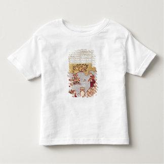 Genghis Khan addressing a congregation Toddler T-Shirt