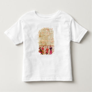 Genghis Khan and his sons by Rashid al-Din Toddler T-Shirt