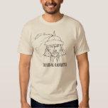 Genghis Khan-Original Gangster Tee Shirt