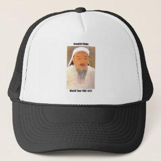 Genghis Khan World Tour Trucker Hat