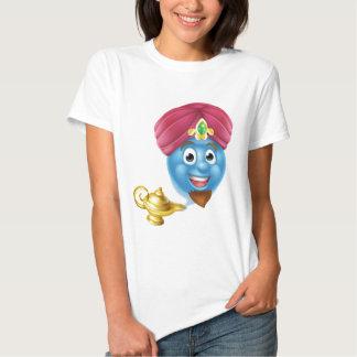 Genie Emoticon Emoji and Lamp Shirts