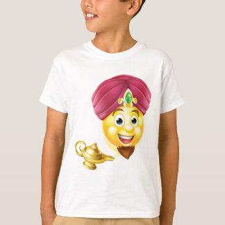 Genie Magic Lamp Emoji T-Shirt