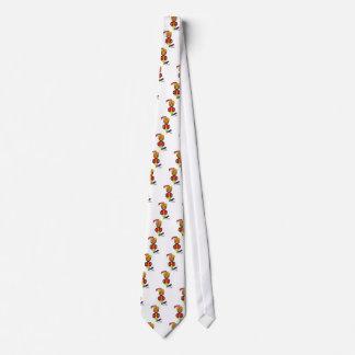 Genie (with logos) tie