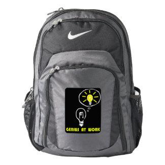 Genius at work backpack