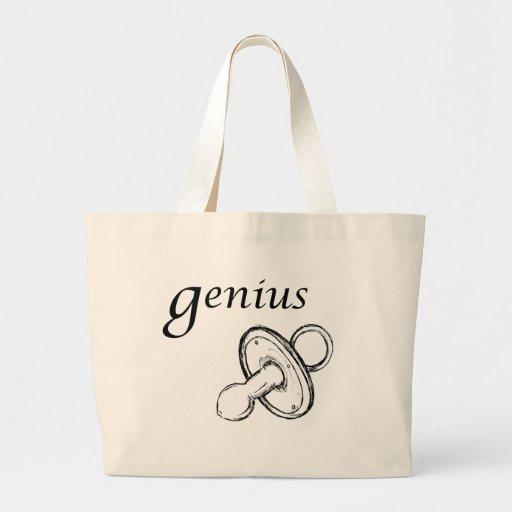 Genius Tote Bags