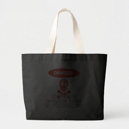 Genius Canvas Bags