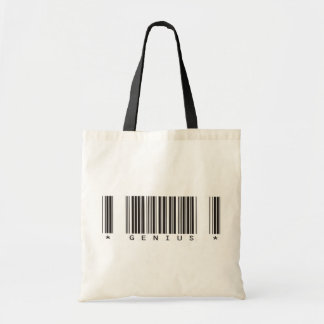 Genius Bar Code Budget Tote Bag