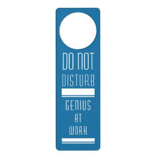 Genius Door Hanger