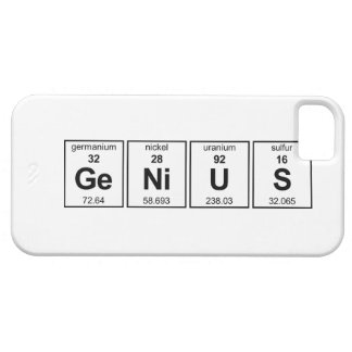 GeNiUS iPhone 5 Case