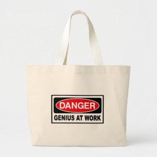 Genius Jumbo Tote Bag
