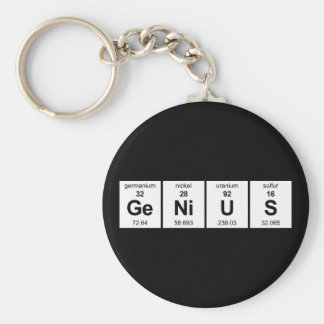 GeNiUS Keychain