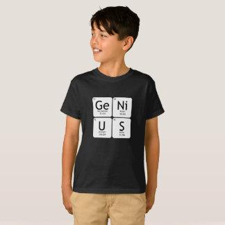 GeNiUS Kids Hanes TAGLESS T Shirt
