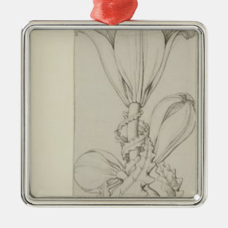 Genius of the Lily, 1809 Christmas Ornament