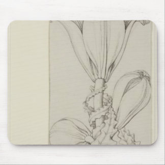 Genius of the Lily, 1809 Mouse Mat