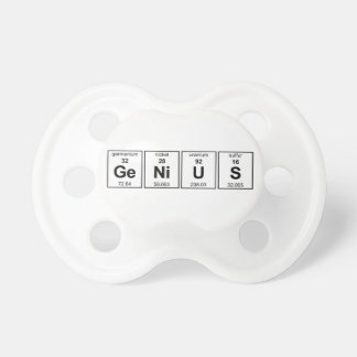 GeNiUS Pacifiers