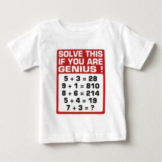 Genius Question Infant T-Shirt
