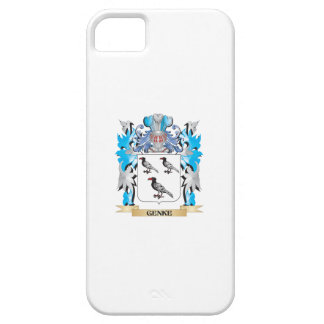 Genke Coat of Arms - Family Crest iPhone 5 Covers