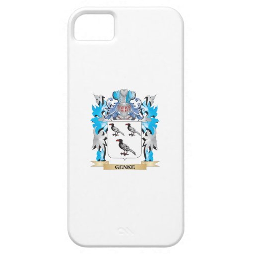 Genke Coat of Arms - Family Crest iPhone 5/5S Cover