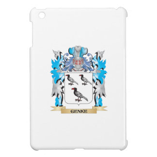 Genke Coat of Arms - Family Crest iPad Mini Cases
