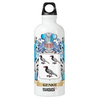 Genke Coat of Arms - Family Crest SIGG Traveler 0.6L Water Bottle