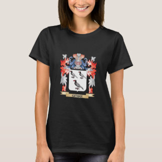 Genke Coat of Arms - Family Crest T-Shirt
