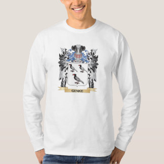 Genke Coat of Arms - Family Crest Tshirts