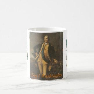 Gen'l Washington/Society of Cincinatti mug