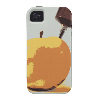 genmanipulierter Apfel Vibe iPhone 4 Cover