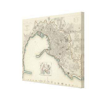 Genoa Genova Genes Canvas Print