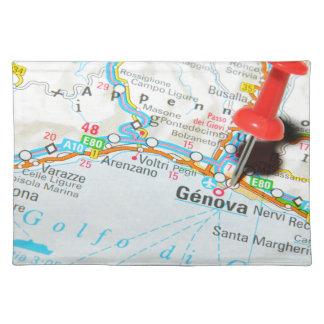 Genova, Italy Placemat
