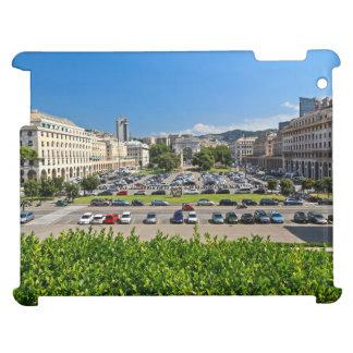 Genova - Piazza Della Vittoria iPad Cover