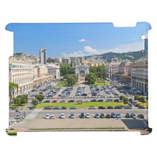Genova - Piazza della Vittoria iPad Cases