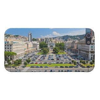 Genova - Piazza della Vittoria iPhone 5 Covers