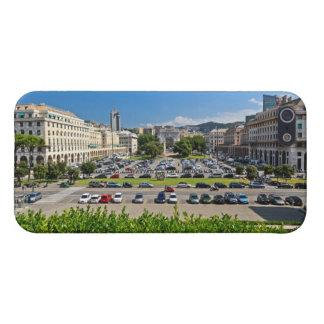 Genova - Piazza Della Vittoria iPhone 5/5S Case