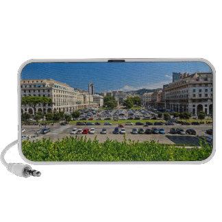 Genova - Piazza Della Vittoria Speaker