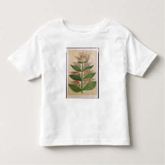 Gentian with imaginary flowers toddler T-Shirt
