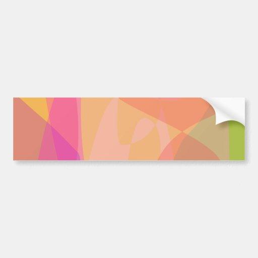 Gentle Air Bumper Sticker